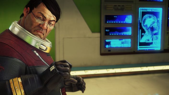 Prey - PS4 Screenshot 01