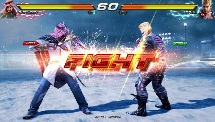 Tekken 7 - PS4 Screenshot 01