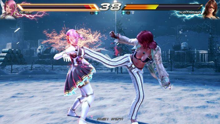 Tekken 7 - PS4 Screenshot 02