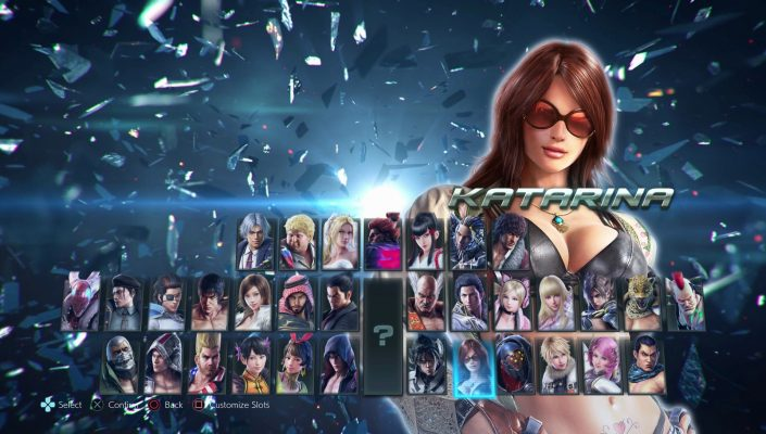 Tekken 7 - PS4 Screenshot 03