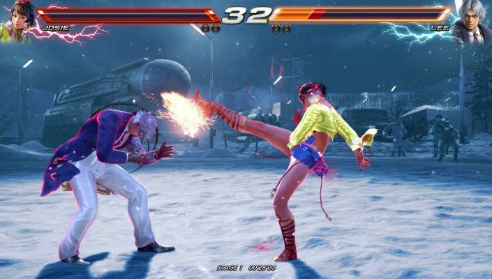 Tekken 7 - PS4 Screenshot 05