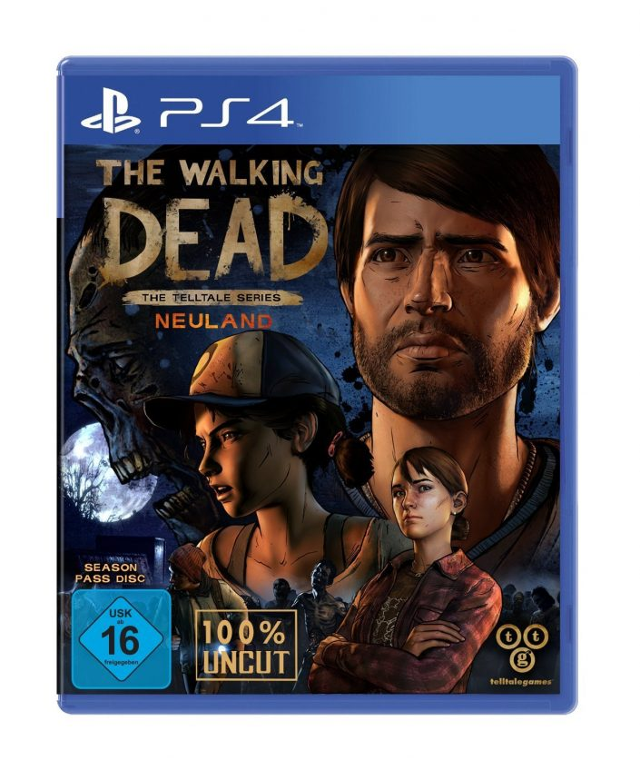 The Walking Dead - The Telltale Series Neuland