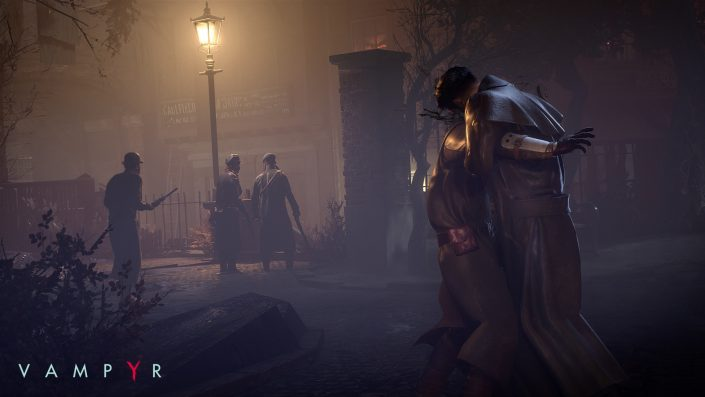Vampyr PS4 Screenshot 01
