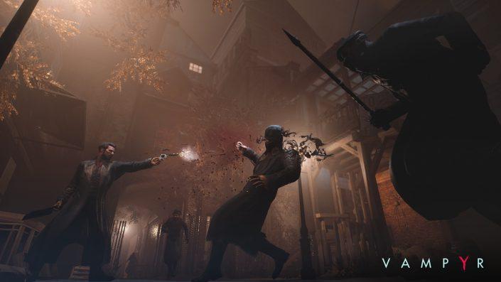 Vampyr: Fox 21 TV Studios sichern sich Rechte für eine Serien-Umsetzung