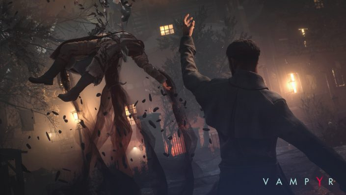 Vampyr PS4 Screenshot 03