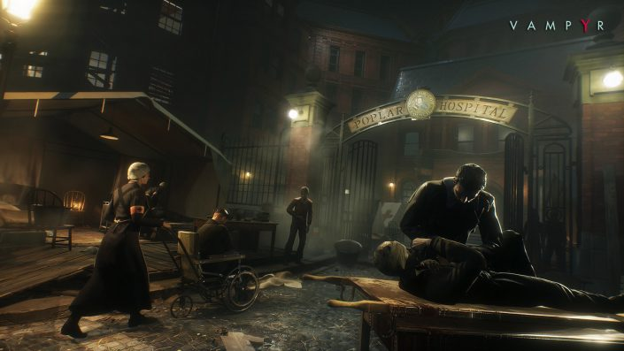 Vampyr PS4 Screenshot 04