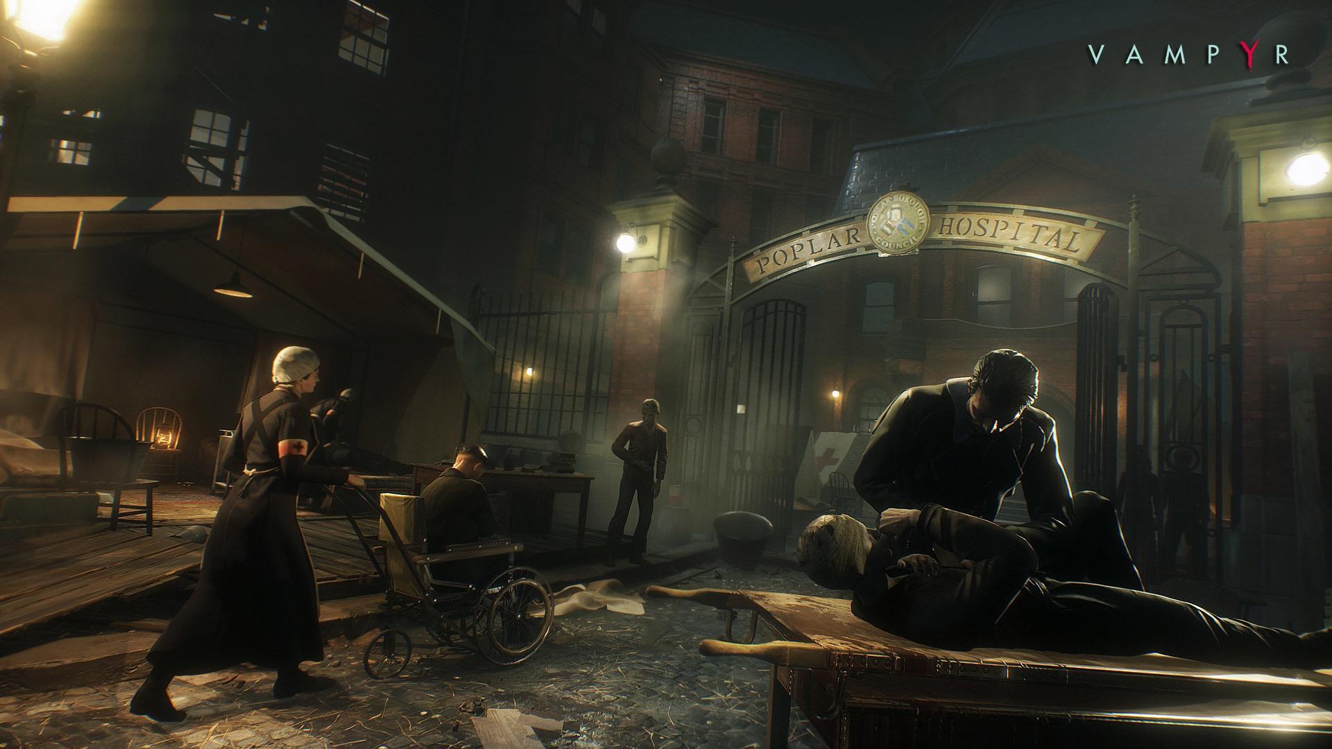 Vampyr PS4 Screenshot 04