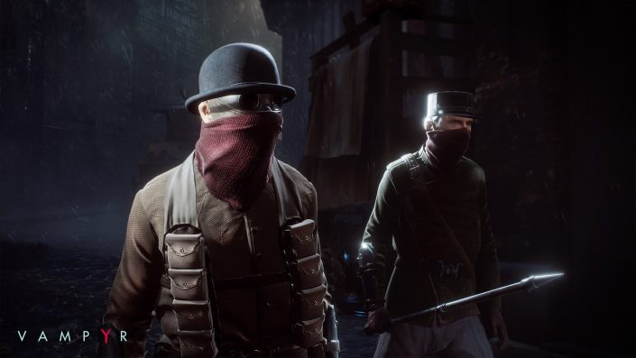 Vampyr PS4 Screenshot 06