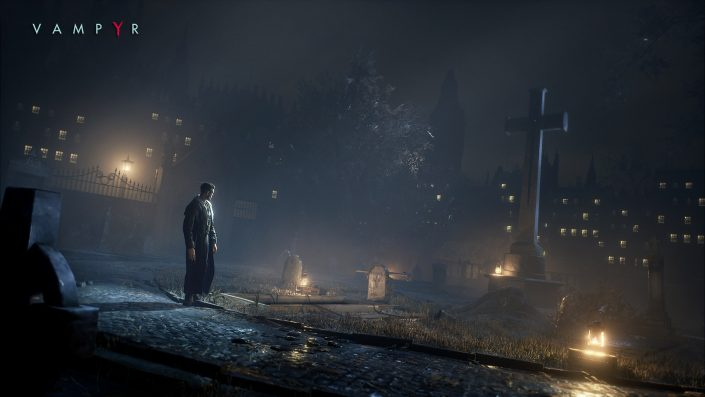 Vampyr PS4 Screenshot 07