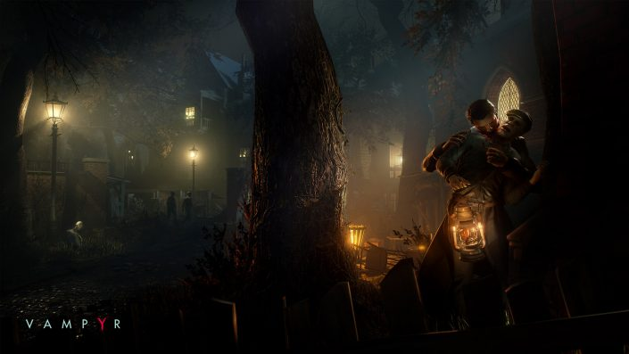 Vampyr PS4 Screenshot 08