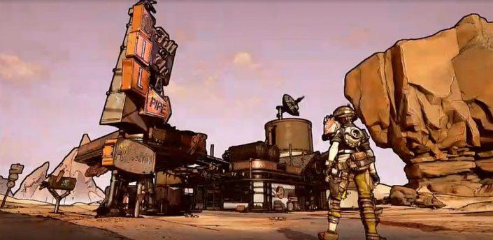 Gearbox hat bei der GDC scheinbar Borderlands 3 gezeigt – Video der Präsentation