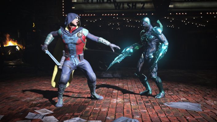 Injustice 2 - PS4 Screenshot 02