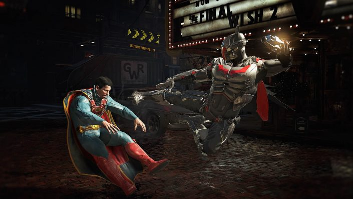 Injustice 2 - PS4 Screenshot 12