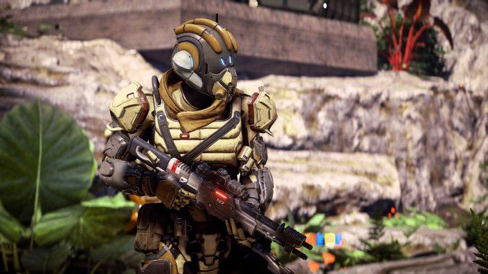 Mass Effect: Anthem-Produzent spricht über die Zukunft der Reihe