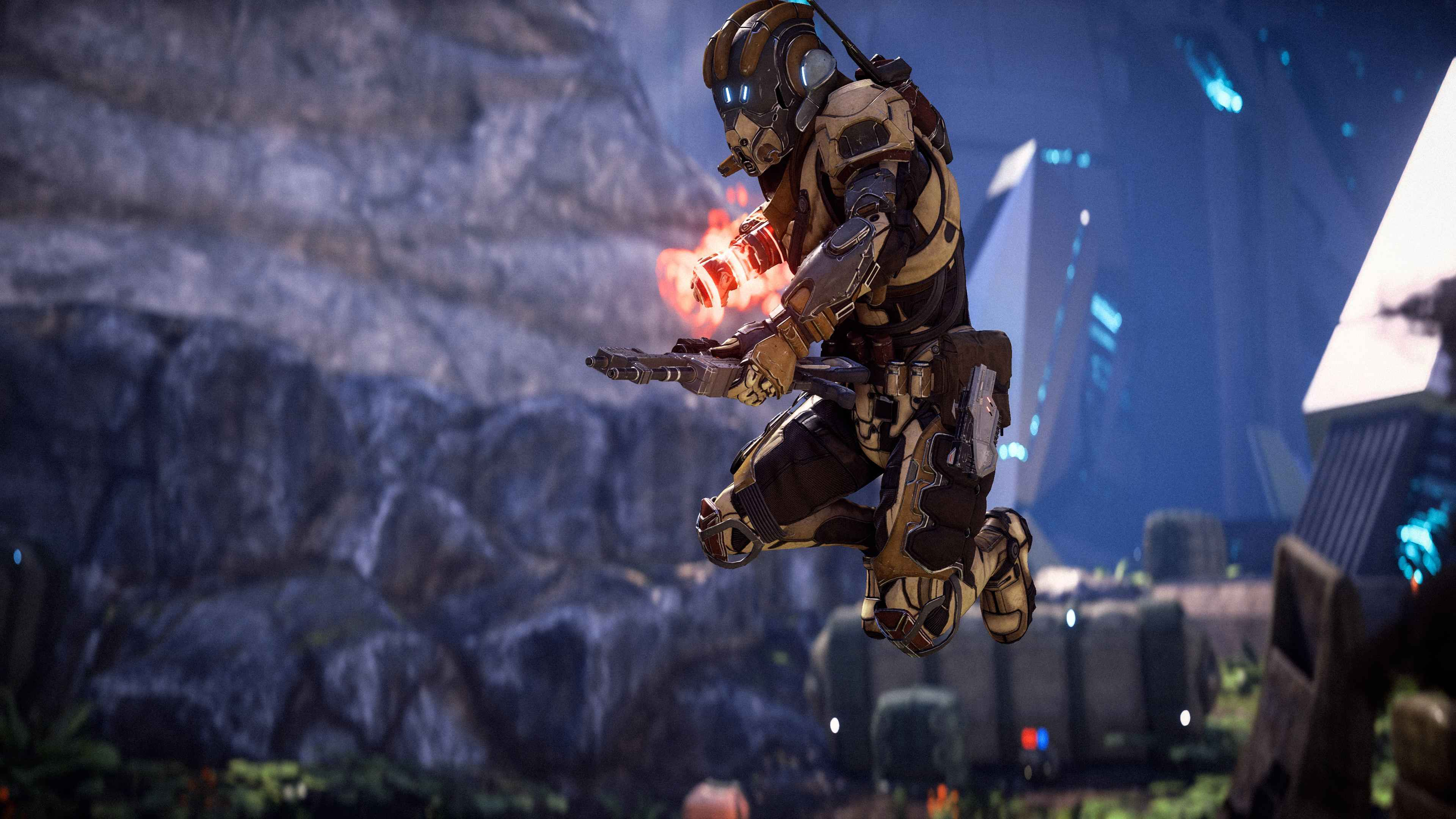 """Electronic Arts hat sich zu """"Mass Effect Andromeda"""" geäußert"""
