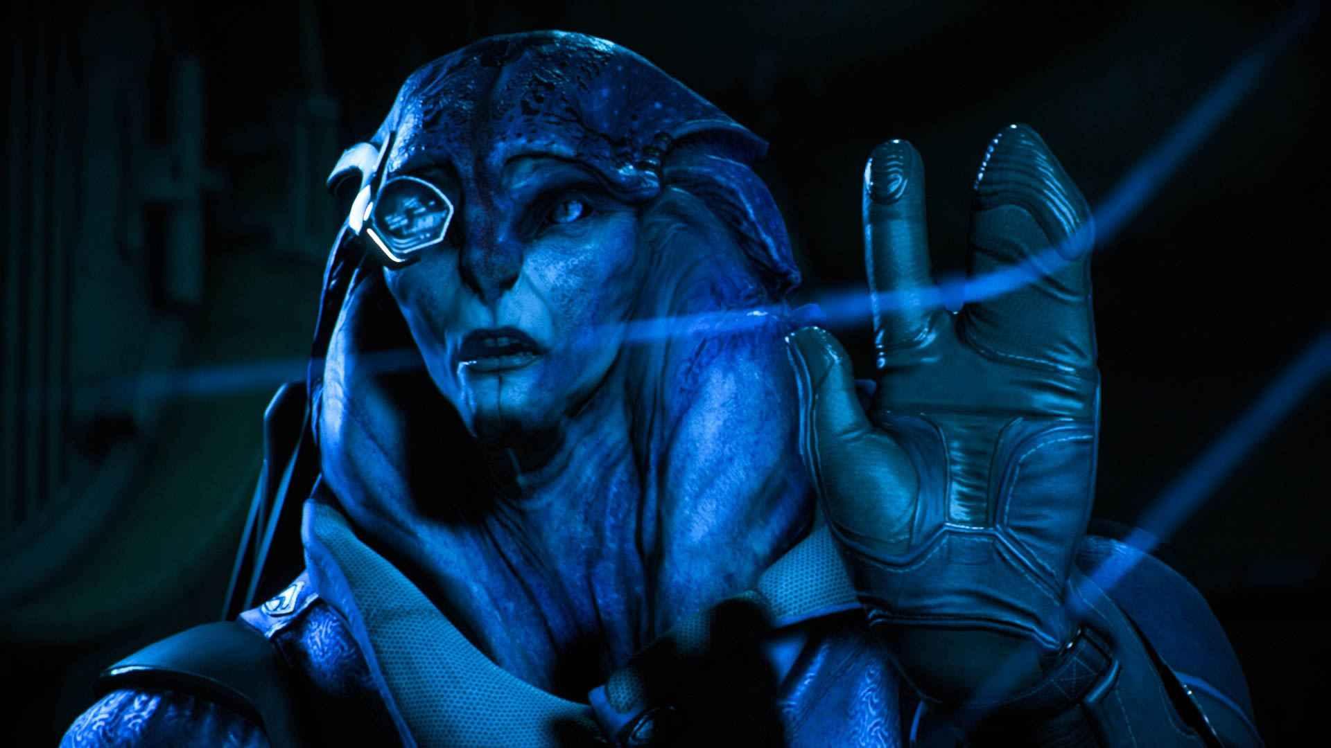Mass Effect - Andromeda: Patch 1.08 bringt neue Optionen in Charaktererstellung und Romanzen