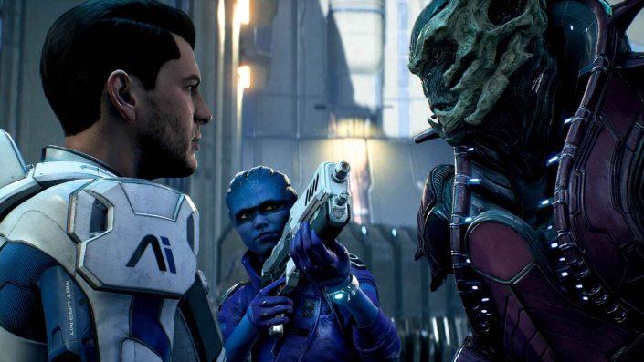 Mass Effect: Die Marke ist laut BioWare nicht tot