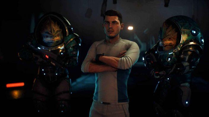 Mass Effect 5: Projekt soll sich bereits in einem frühen Entwicklungsstadium befinden