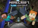 Minecraft Glide Minigame