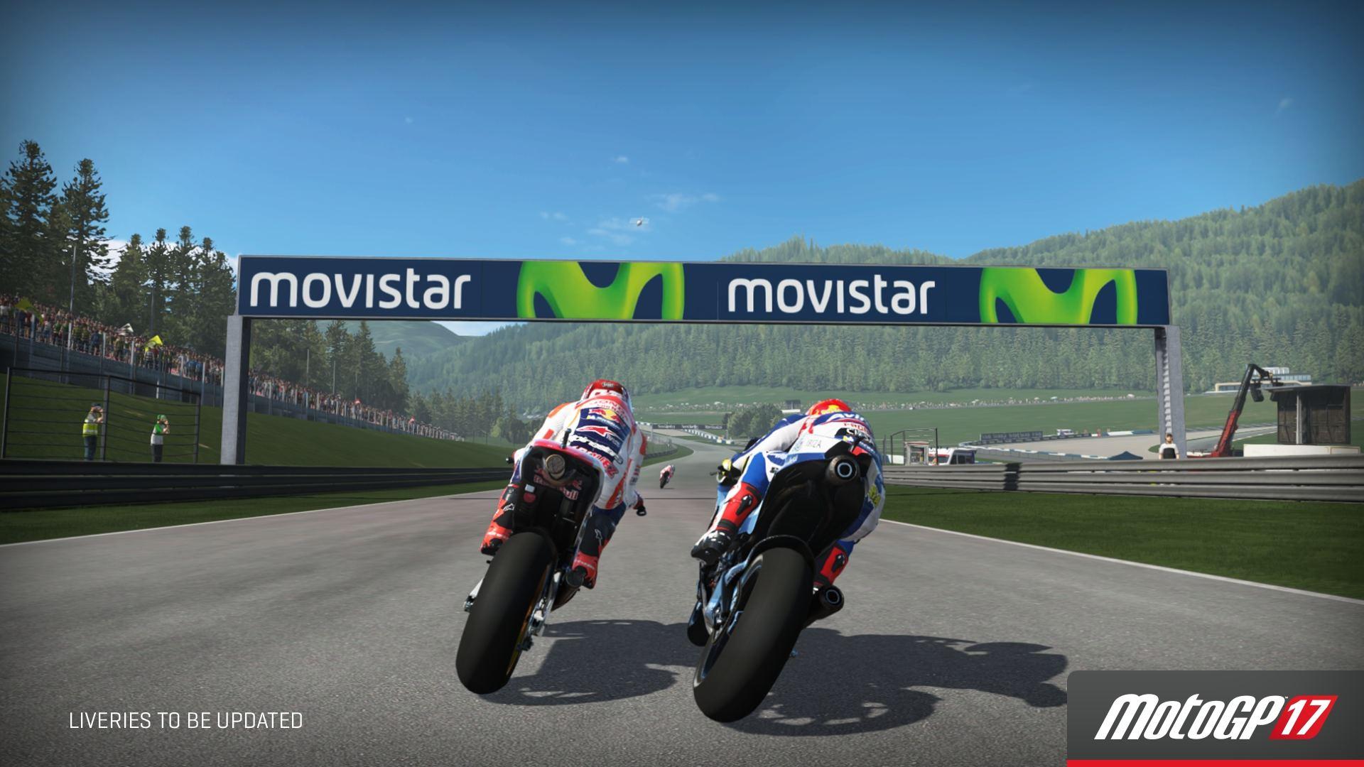 MotoGP 17 - Bild 1 | playm.de