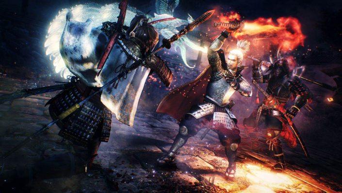 """NiOh: Der erste Story-DLC """"Dragon of the North"""" hat einen Termin, weitere Details"""