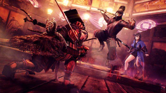 "Nioh: ""Dragon of the North""-DLC erhält Gameplay-Trailer"
