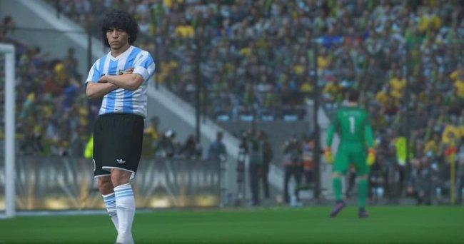 Pro Evolution Soccer 2017 - Diego Maradona will Konami verklagen