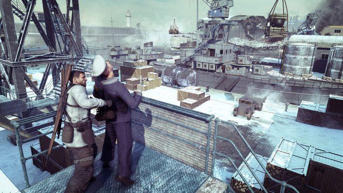 Sniper Elite 4: Enhanced-Upgrade verbessert die PS5-Performance