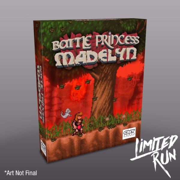 Battle Princess Madelyn Cover 01
