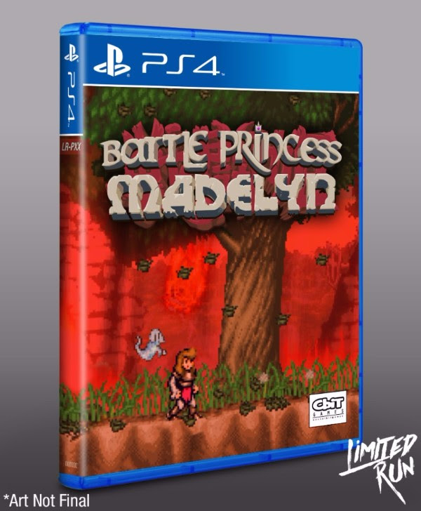 Battle Princess Madelyn Cover 02