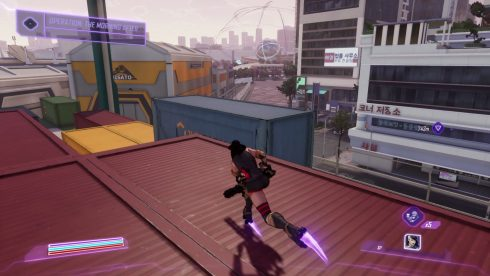 Agents of Mayhem - PS4 Screenshot 03