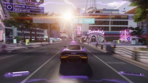 Agents of Mayhem - PS4 Screenshot 04
