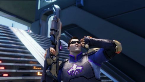 Agents of Mayhem - PS4 Screenshot 06