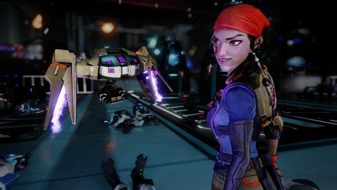 Agents of Mayhem - PS4 Screenshot 08