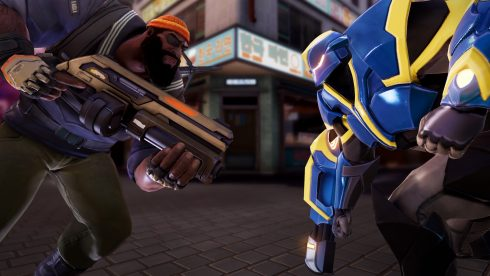 Agents of Mayhem - PS4 Screenshot 10