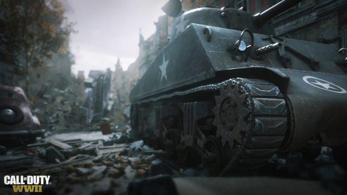 Call of Duty WW2: Deutsche Version kommt geschnitten in den Handel