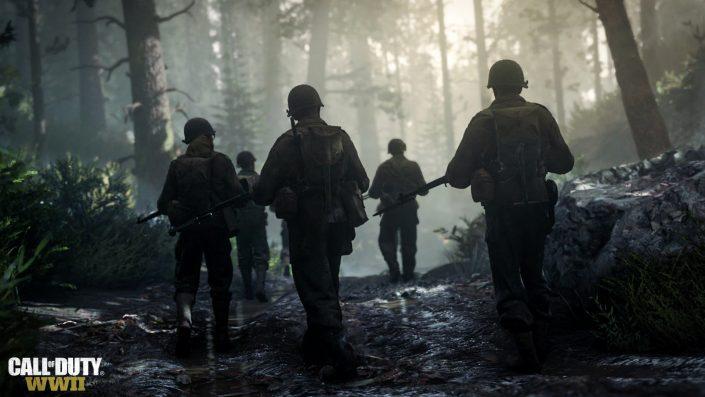 "Call of Duty WW2: ""Operation Liberty Strike""-Event steht zur Verfügung"