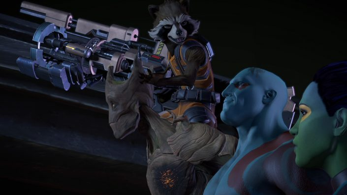 Guardians of the Galaxy - The Telltale Series - Review - Test - 01