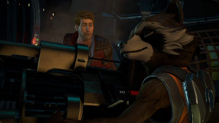 Guardians of the Galaxy - The Telltale Series - Review - Test - 02