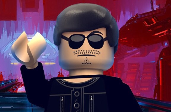 Hideo Kojima: So sieht der Death Stranding-Macher in Lego-Form aus