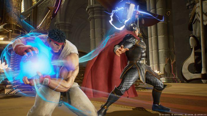 Marvel Vs Capcom: Infinite – Neuer Power Stone-Move von Ryu und Mega Man X-Rüstungen in Videos präsentiert