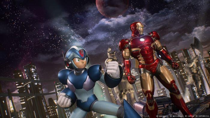 DLC-Charakter für Marvel vs. Capcom: Infinite