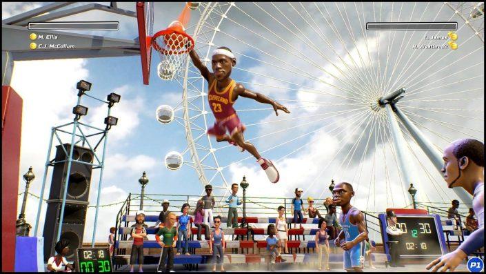 NBA Playgrounds 2: Offizielle Ankündigung mit Trailer und Termin
