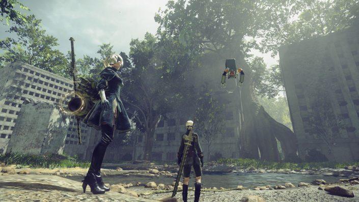 NieR: Square Enix wird in Kürze neue Informationen zur Reihe enthüllen