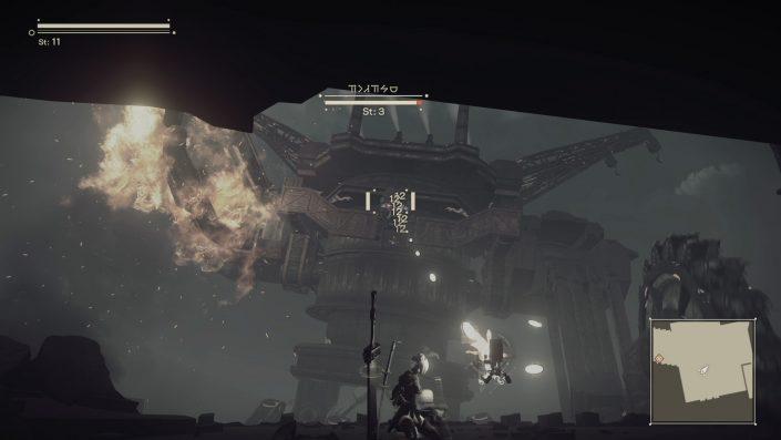 Nier Automata - Review - Test - Bild 03