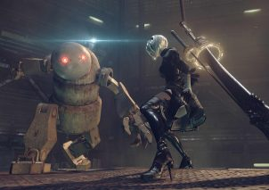 Nier Automata - Review - Test - Bild 04
