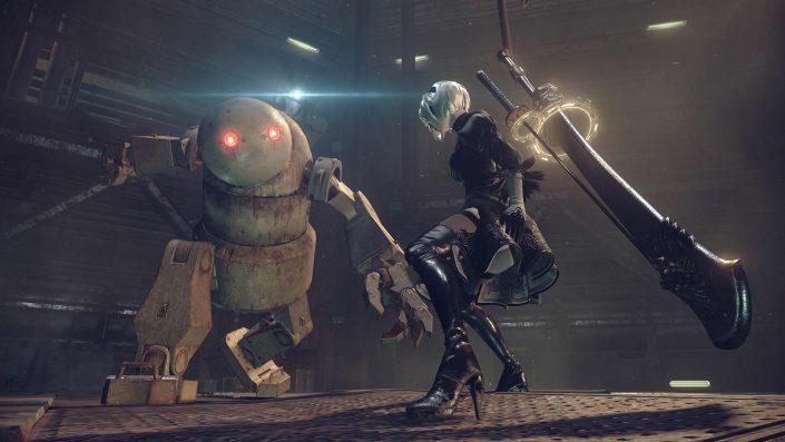 Nier Automata: Square Enix verkündet den nächsten Meilenstein