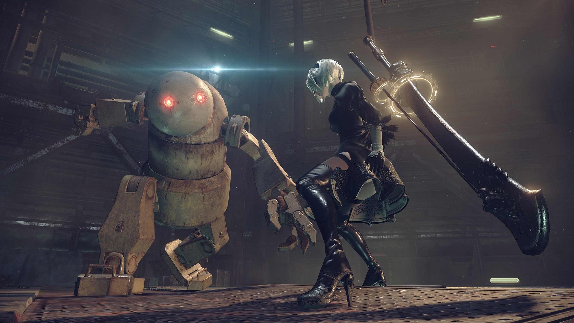 Nier Automata – Review – Test – Bild 04