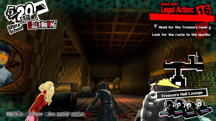 Persona 5 - Review - Test - Play3 - 06