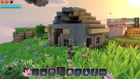 Die Demo Ist Da Dinge Die Ihr In Portal Knights Ausprobieren - Minecraft hauser bauen spiele